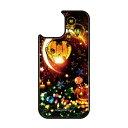藤家 iPhone11Pro VESTI 着せ替え用背面カバー ガラスハイブリッド 幻想デザイン N. マジカルハロウィン N.マジカルハロウィン vegp7418-n-ip11pro