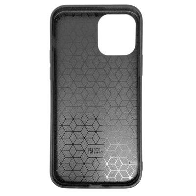 藤家 Fujiya iPhone 12 mini 5.4インチ対応 不二家 ガラスハイブリッド K. パターン