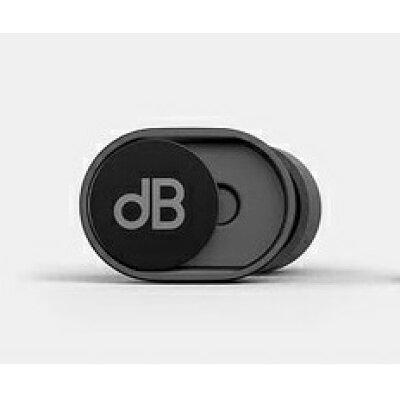 dBud ディーバッド 耳栓 電池 充電不要 PUI