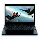 レノボジャパン Lenovo ideapad L340 R3 グラナイトブラック 81LW00FGJP 15.6型 /AMD Ryzen 3 /SSD:256GB /メモリ:8GB /2020年1月モデル
