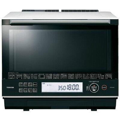 TOSHIBA スチームオーブンレンジ ER-TD5000(W)