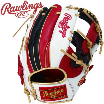 ローリングス 野球 軟式 HOH GOLD CAMO 内野手用 グラブ GR9FHGN62-RDBW