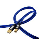 Zonotone 高純度素材3種ハイブリッド・ハイグレードUSBケーブル A-B type GRANDIO USB-2.0(1.2M)