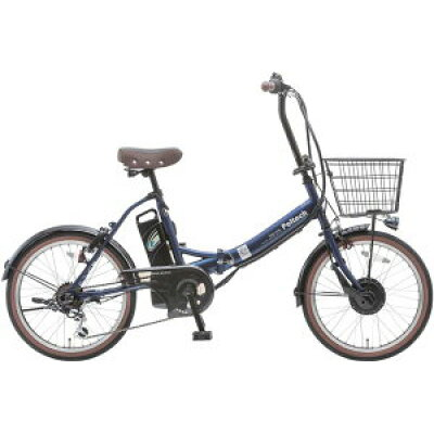 PELTECH 電動自転車 折りたたみ 20インチ TDN-206
