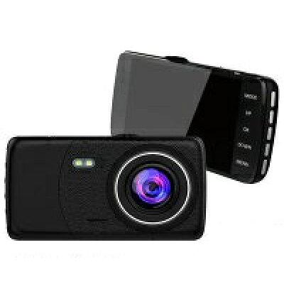 16GB microSDカード付 ドライブレコーダー  前後 カメラ 2カメラ 1年 駐車監視 衝撃録画 常時録画 イベント録画 一体型 FULL HD デュアル ビッグパワー BIGPOWER MDR CAM