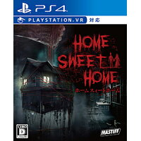 Home Sweet Home/PS4/PLJM16433/D 17才以上対象