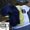オーシャンパシフィック Ocean Pacific KIDS 5.6オンス プリント Tシャツ くま 横 140 インディゴ 599013-R