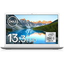 Dell モバイルノートパソコン Inspiron 13 5391 Core i5 シルバー