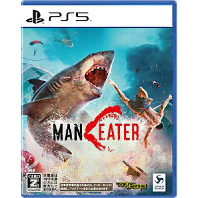 Maneater/PS4/PLJM16758/【CEROレーティング「Z」(18歳以上のみ対象)】