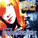 DRIVE,She said/CD/SBCD-00204