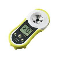 コンパクト糖度計(データ保持機能付) 3-6449-01
