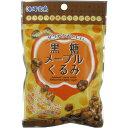 沖縄物産企業連合 サクサクおいしい 黒糖メープルくるみ 40g