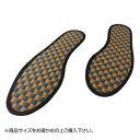 トーシン い草 インソール 紋織 緑茶染 健美草 ブルー 24~24.5cm