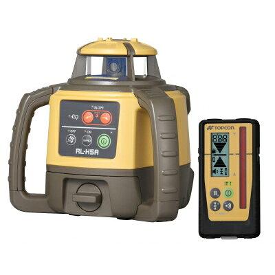 タジマ RL-H5ADB+LS-100D ローテティングレーザー RL-H5A乾電池仕様+レベルセンサーLS-100D