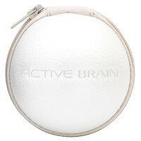 MTG リファアクティブ ブレイン ReFa ACTIVE BRAIN 専用ケース ホワイト AB-CS-W