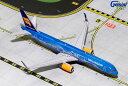 1/400 Gemini Jets アイスランド航空 80th Ann 757-200 S TF-FIR ジェミニ