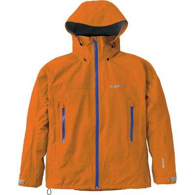 Puromonte/プロモンテ SJ007M Rain Wear ゴアテックス オールウェザージャケット Men's オレンジ