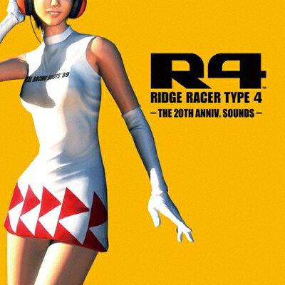 R4 -THE 20TH ANNIV.SOUNDS-/CD/SRNS-2004