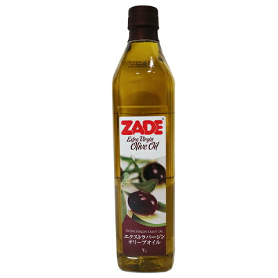 ZADE エクストラバージンオリーブオイル 1L