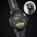 ゴジラ生誕60周年記念 機械式腕時計