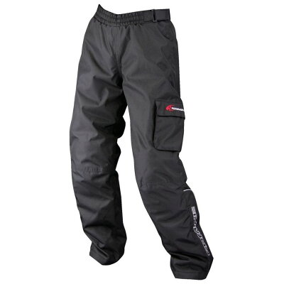 KOMINE 07-908 PK-908 Winter Over Pants Black L
