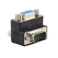エーディテクノ L型VGA アダプター VGALA