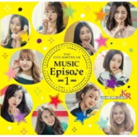 THE IDOLM@STER.KR MUSIC Episode1(Type-B)/CD/IMXC-065