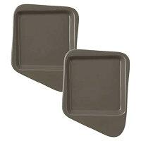 レコルト ラクレット&フォンデュメーカー ミニパンディッシュ RRF-MD 小皿 2枚 グレー