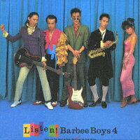 LISTEN! BARBEE BOYS 4/CD/MHCL-966
