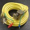 プロドーグ アース付延長コード RBK103Y イエロー  3芯/1.25mm2 ×10m