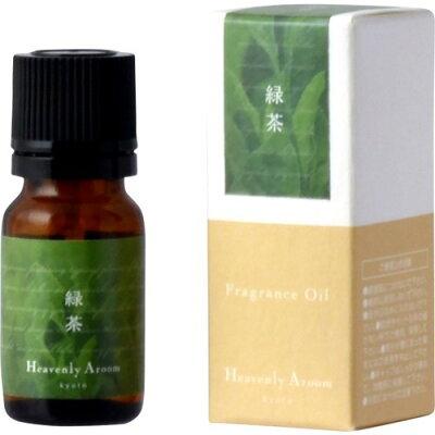 ヘブンリーアルーム フレグランスオイル 緑茶(10ml)