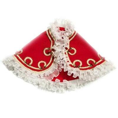 キャットプリン マーガレット王女ちゃまのドレス レッド(1枚入)