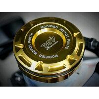 BMW S1000RR Dimotiv アルミリヤブレーキマスターキャップ