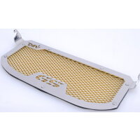 ガード・スライダー R1200GS 08-12 R1200GS アドベンチャー 08-12 Dimotiv オイルクーラープロテクティブカバー カラー:ゴールド