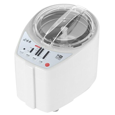 家庭用精米機「匠味米」 ホワイト MB-RC52W(1台)