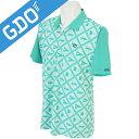 フィドラ FIDRA フラッグ柄半袖ポロシャツ I110112
