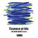 Essence of life~THE BLUE HEARTS Cover~/CD/TGO-012