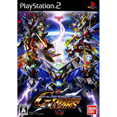 SDガンダム ジージェネレーション ウォーズ(PS2)