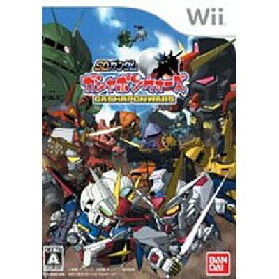 SDガンダム ガシャポンウォーズ/Wii/RVL-P-SD9J/A 全年齢対象