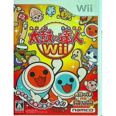 太鼓の達人Wii/Wii/RVLRR2JJ/A 全年齢対象