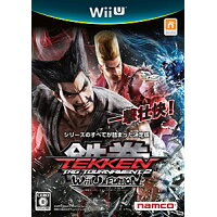 鉄拳タッグトーナメント2 Wii U エディション/Wii U/WUPPAKNJ/C 15才以上対象