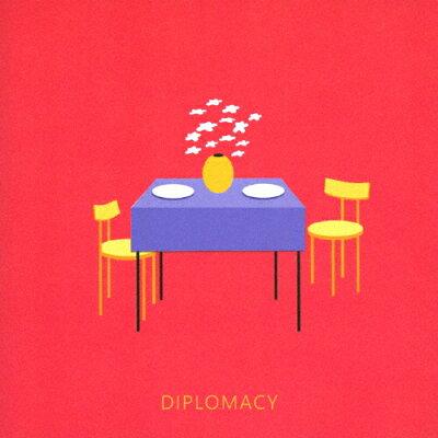 ディプロマシー/CD/RIMO-046