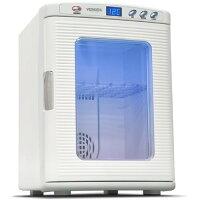 ベルソス 25L 冷温庫 ホワイト VS-404-WH(1台)