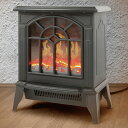 VERSOS ベルソス VS-HF3200 ブラック 暖炉型ファンヒーター