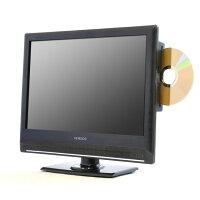 15.4インチ フルセグ搭載 DVDテレビ