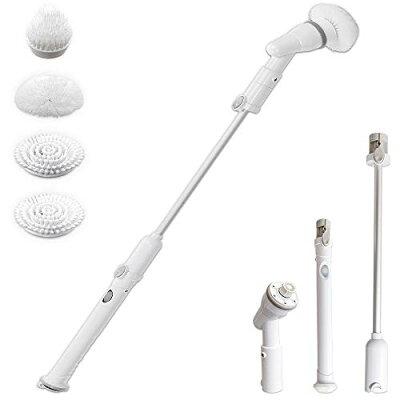 充電式バスポリッシャー ホワイト IS-BP4お風呂掃除