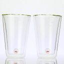 bodum ボダム ダブルウォールグラス 0.4L  CANTEEN DWG 10110-10US