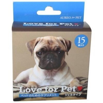 Love for Pet(ラブフォーペット) 犬柄(5ml×15袋)