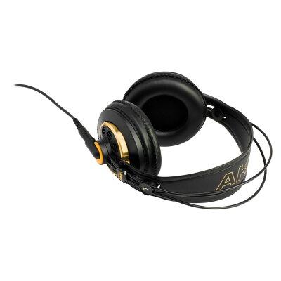 AKG セミオープンエアー型 ヘッドホン STUDIO K240