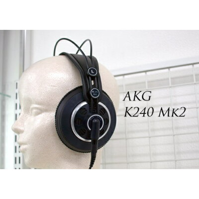 AKG ヘッドホン ブラック K240MK2-Y3